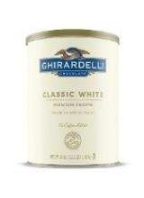 Chocolate Blanco en Polvo Ghirardelli