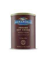 Chocolate en Polvo Ghirardelli Frozen Hot Cocoa