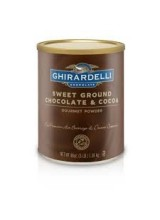 Chocolate en Polvo Ghirardelli Sweet Ground