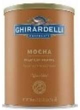 Mocha Ghirardelli
